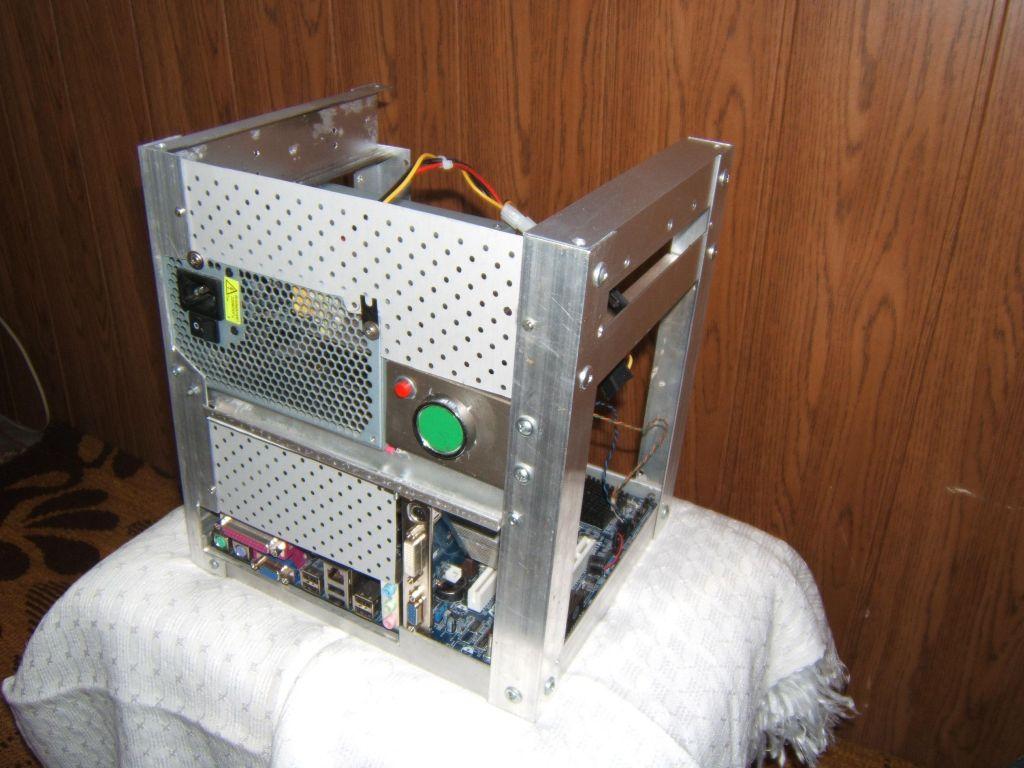 Самодельный компьютер своими руками